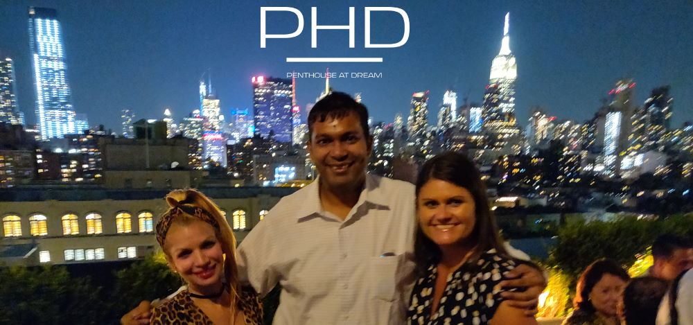 Dynamite Networking Group at PhD Downtown NYC