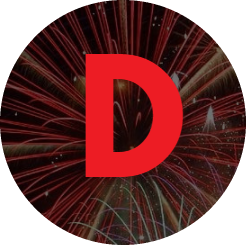 Dynamite D icon